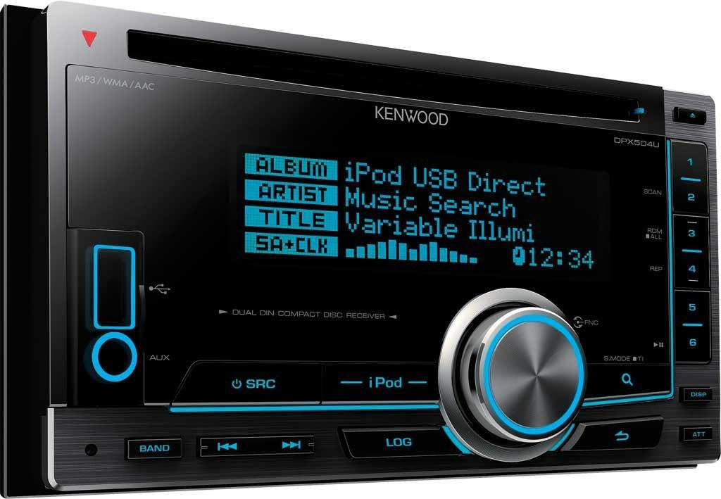 Kenwood DPX504U