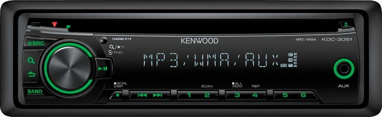 Kenwood KDC3051GY