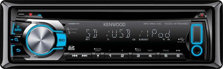 Kenwood KDC4754SD