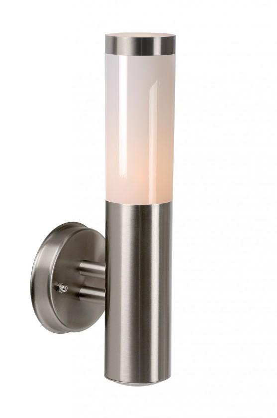 Kibo - nástěnné osvětlení, 20W, E27 (stříbrná)