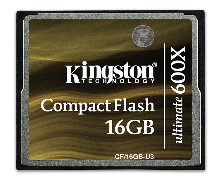 Kingston CompactFlash 16GB - U3