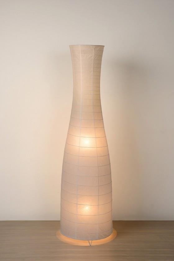 Kizmo - lampa, 40W, 2xE14, 120 cm (bílá)