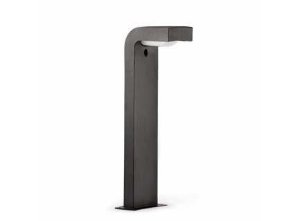 Klamp - Speciální svítidlo (tmavá šedá)