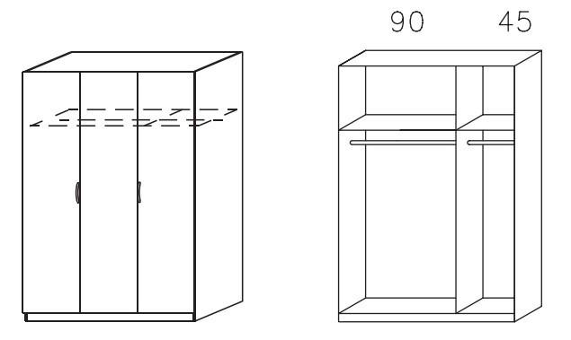 Klasická Case (Alpská bílá)