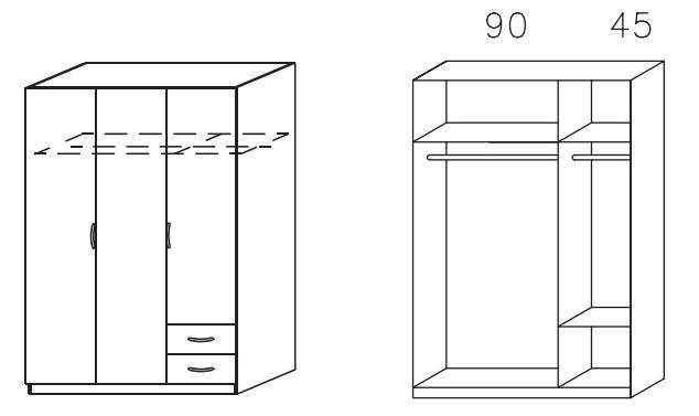 Klasická Case (Buk světlý)