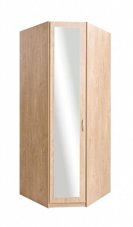 Klasická Cassanova (dub sukatý/zrcadlo)