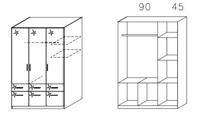 Klasická Celle AN925.4876 (alpská bílá / bílá lesk)