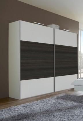 Klasická Dora 769862(alpská bílá, zrcadlo, wenge brasil)
