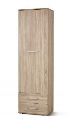 Klasická Lima - Skříň, 60x201 (dub sonoma)