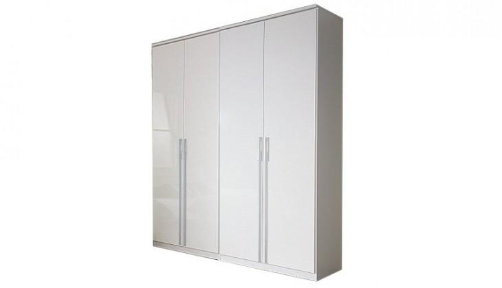 Klasická Modena B - Skříň šatní, 4x dveře
