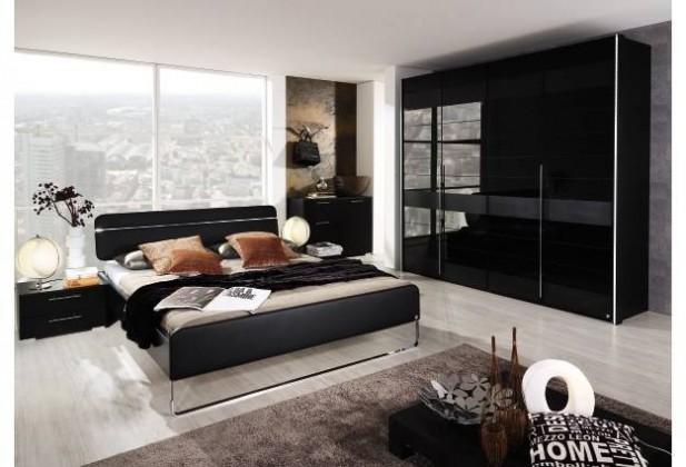 Klasická Nala AS806.51B6 (černá/černé sklo)