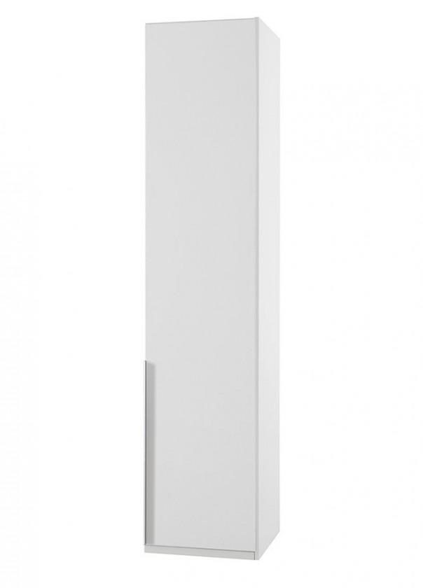 Klasická NewYork1 - Skříň, 45/234/58 (alpská bílá)