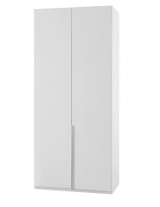 Klasická NewYork23 - Skříň, 90/208/58 (alpská bílá)