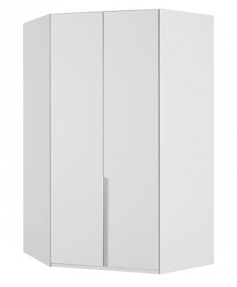 Klasická NewYork41 - Skříň, 120/208/120 (alpská bílá)