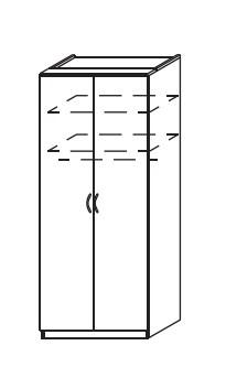 Klasická Optima (Buk světlý)