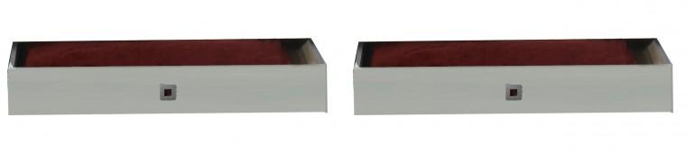 Klasická postel Jette - 320288 (alpská bílá)