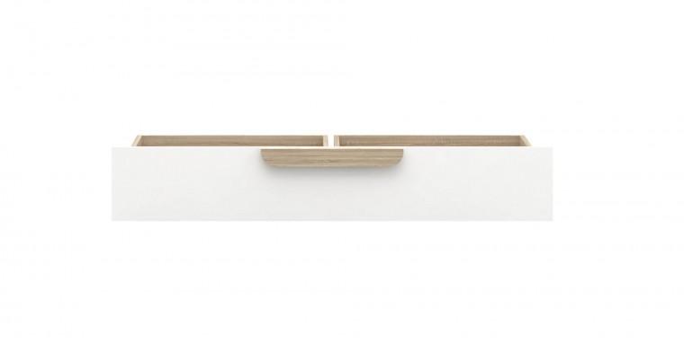 Klasická postel Lace LCXL011(dub sonoma)