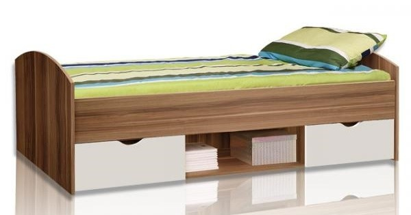Klasická postel Lupo - 90x200 cm
