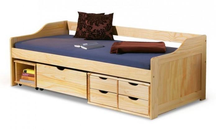Klasická postel Maxima