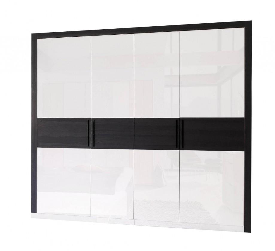 Klasická Recover - Šatní skříň, 4x dveře