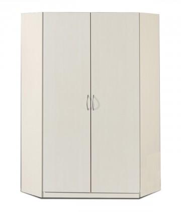Klasická Sprint - rohová skříň,175 cm (alpská bílá)