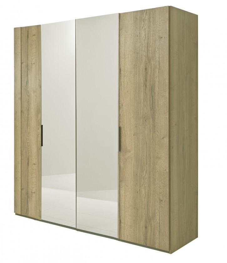 Klasická Tender - 577217 (divoký dub nature/feelwood/kouřové zrcadlo)