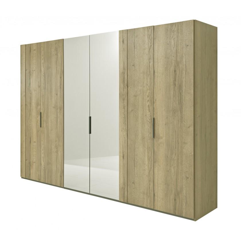 Klasická Tender - 577219 (divoký dub nature/feelwood/kouřové zrcadlo)