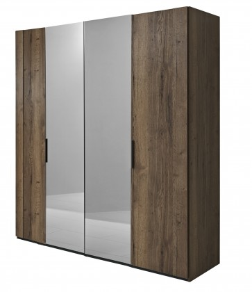 Klasická Tender - 577417 (divoký dub antický/feelwood/kouřové zrcadlo)