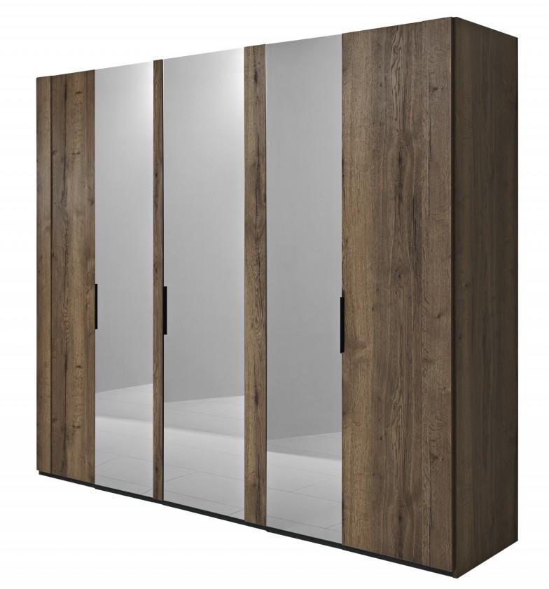 Klasická Tender - 577460 (divoký dub antický/feelwood/kouřové zrcadlo)