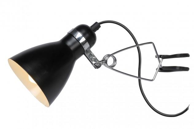 Klippy - stropní osvětlení, 9W, E14 (černá)