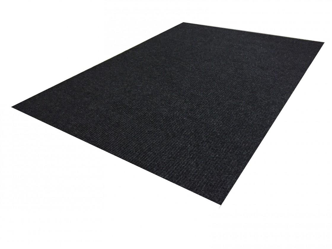 Koberec čistící zóna Pólo 133x400 cm (antracit)
