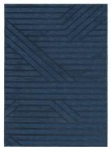 Koberec Demin (160x230, modrá)