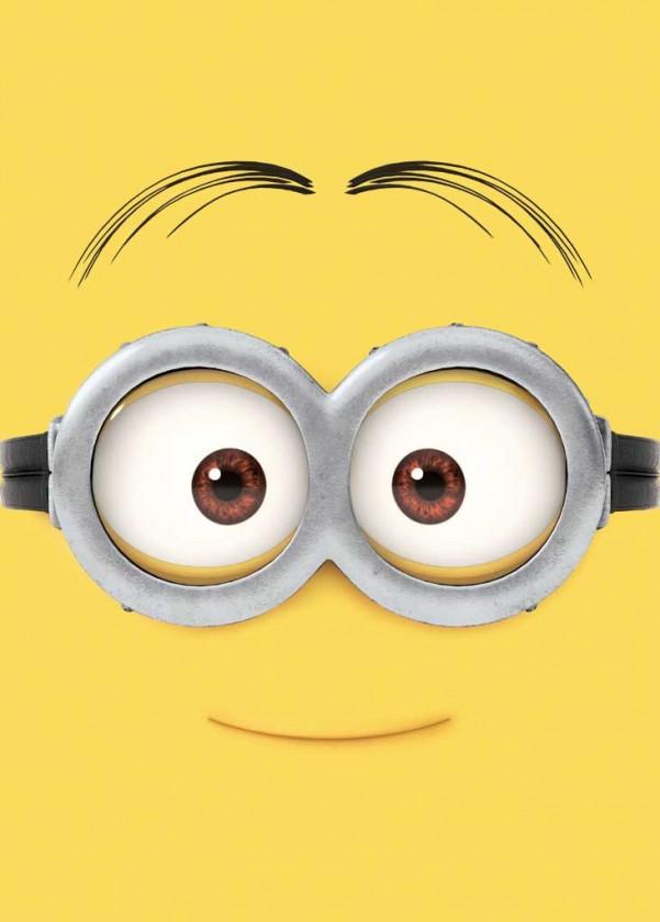 Koberec - Disney Despicable Me-02 Gogglehead, 95x133 cm (žlutá)