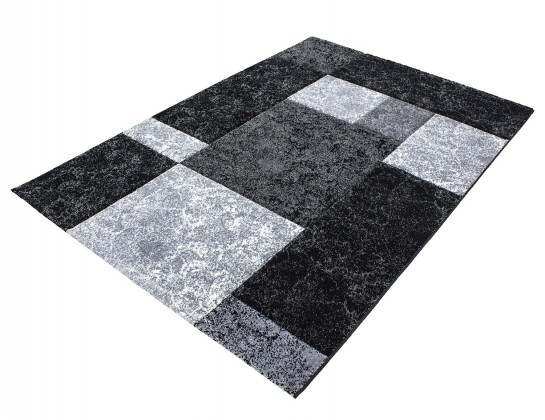 Koberec - Hawaii 1330, 80x300 cm (černá)