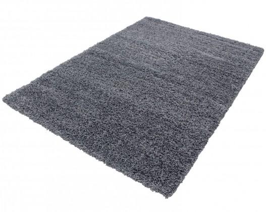Koberec - Life shaggy 1500, 100x200 cm (šedá)