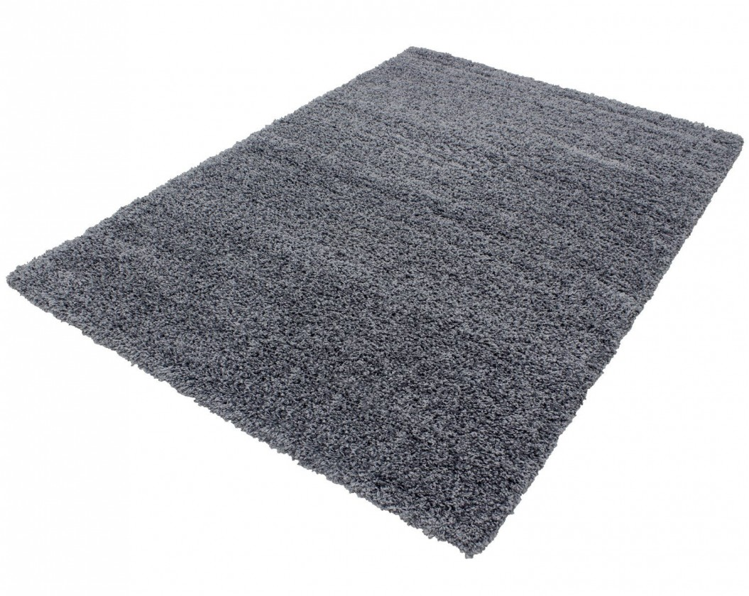 Koberec - Life shaggy 1500, 120x170 cm (šedá)