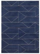 Koberec Marlin (160x230, modrá)