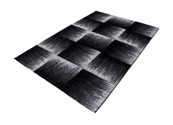 Koberec - Oslo 4210, 80x300 cm (černá)