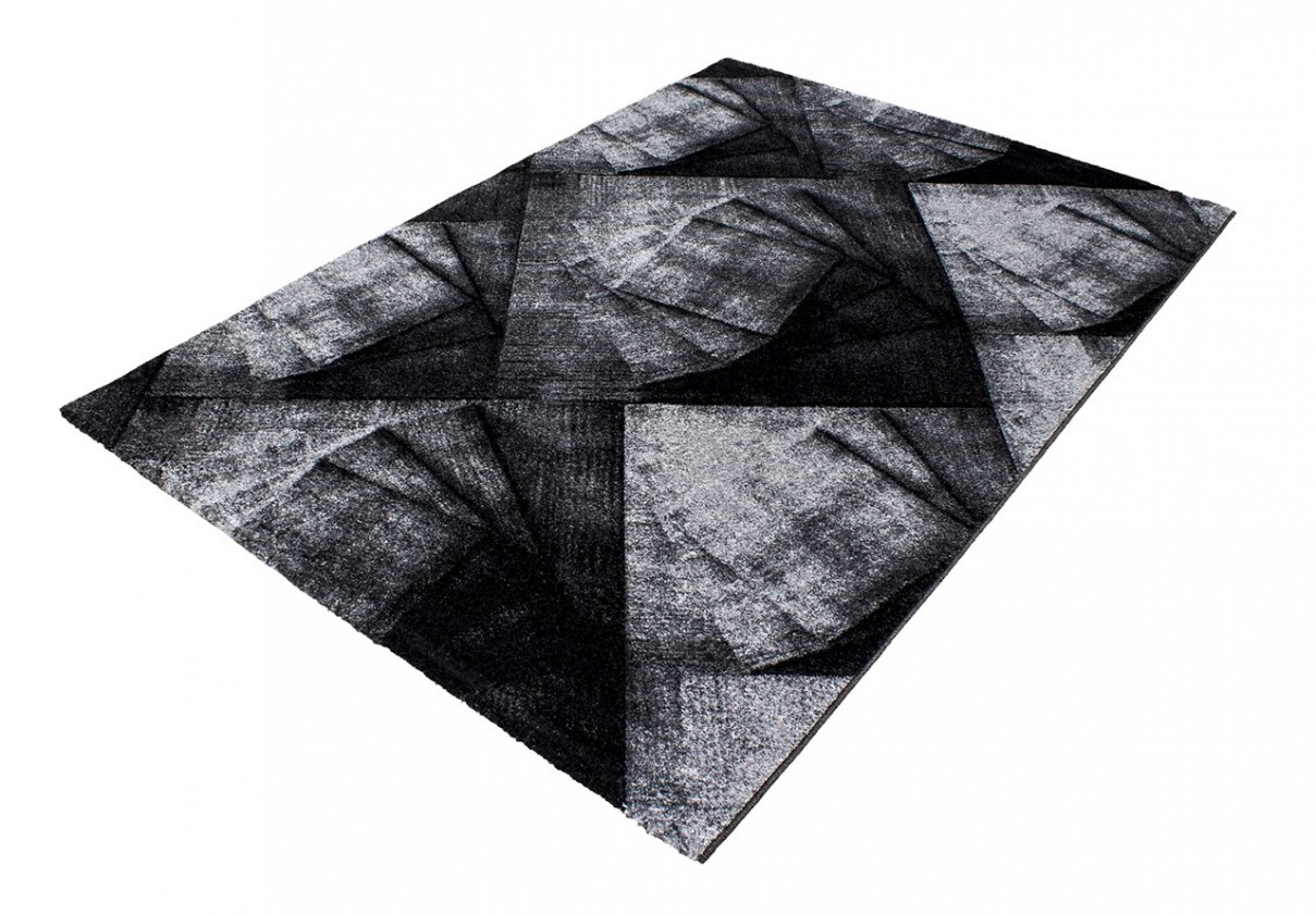 Koberec - Oslo 4220, 200x290 cm (černá)