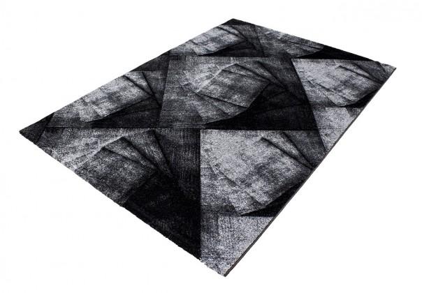 Koberec - Oslo 4220, 80x300 cm (černá)