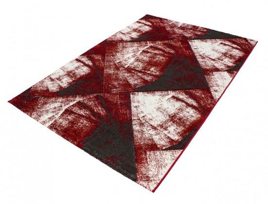 Koberec - Oslo 4220, 80x300 cm (červená)