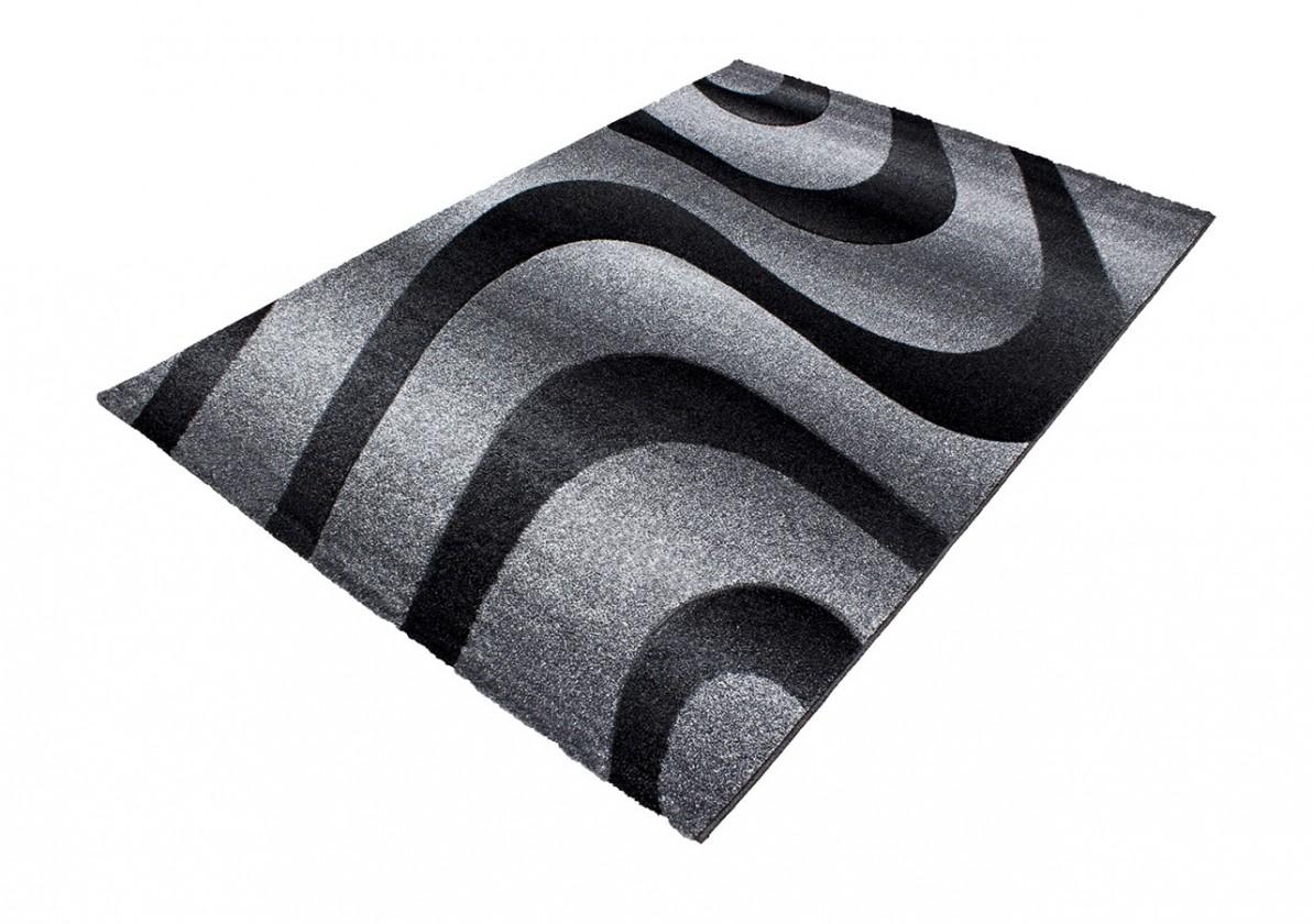 Koberec - Oslo 4230, 200x290 cm (černá)