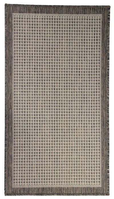 Koberec - Sisalo 2822 W71 I, 67x120 cm (béžovohnědá)