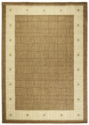 Koberec - Sisalo 879 J84 N, 200x285 cm (béžovohnědá)