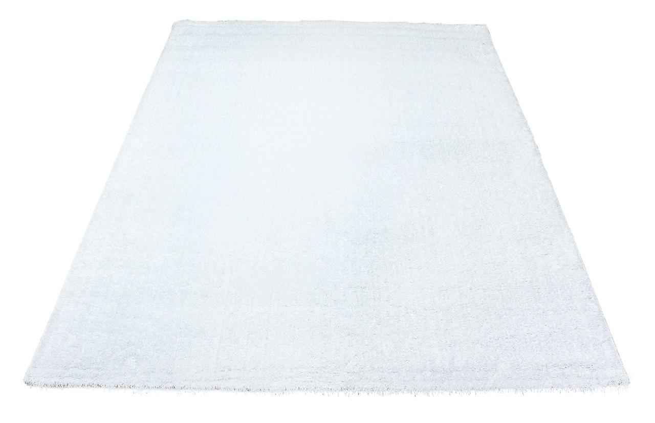 Koberec - Soft Shaggy 1900, 120x170 cm (bílá)