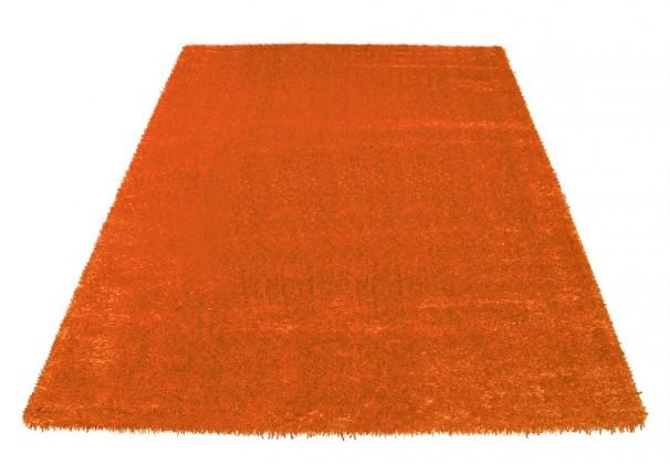 Koberec - Soft Shaggy 1900, 80x150 cm (oranžová)