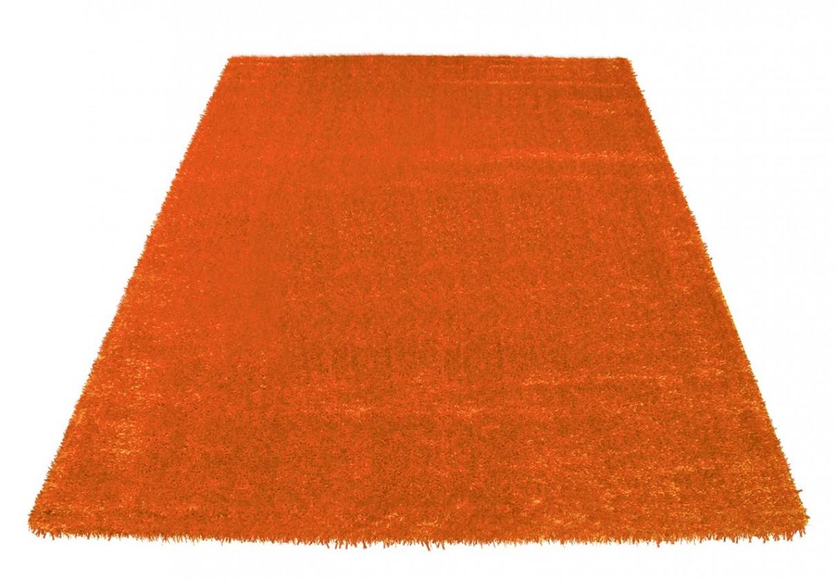 Koberec - Soft Shaggy 1900, 80x300 cm (oranžová)