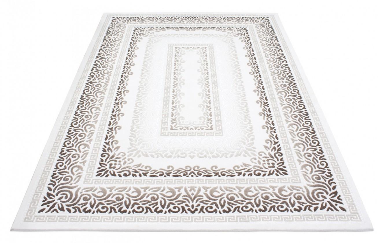 Koberec - Sultana 2310, 80x150 cm (bílofialová)