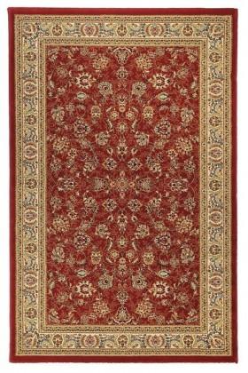 Koberec - Tashkent 170P, 120x180 cm (červená klasika)