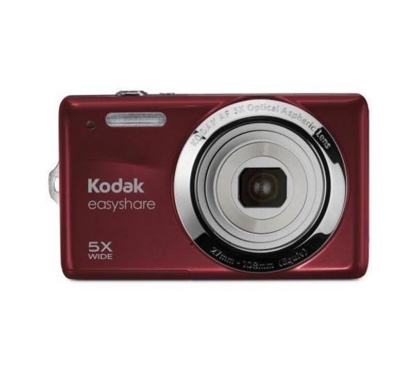 Kodak EasyShare M23 Red